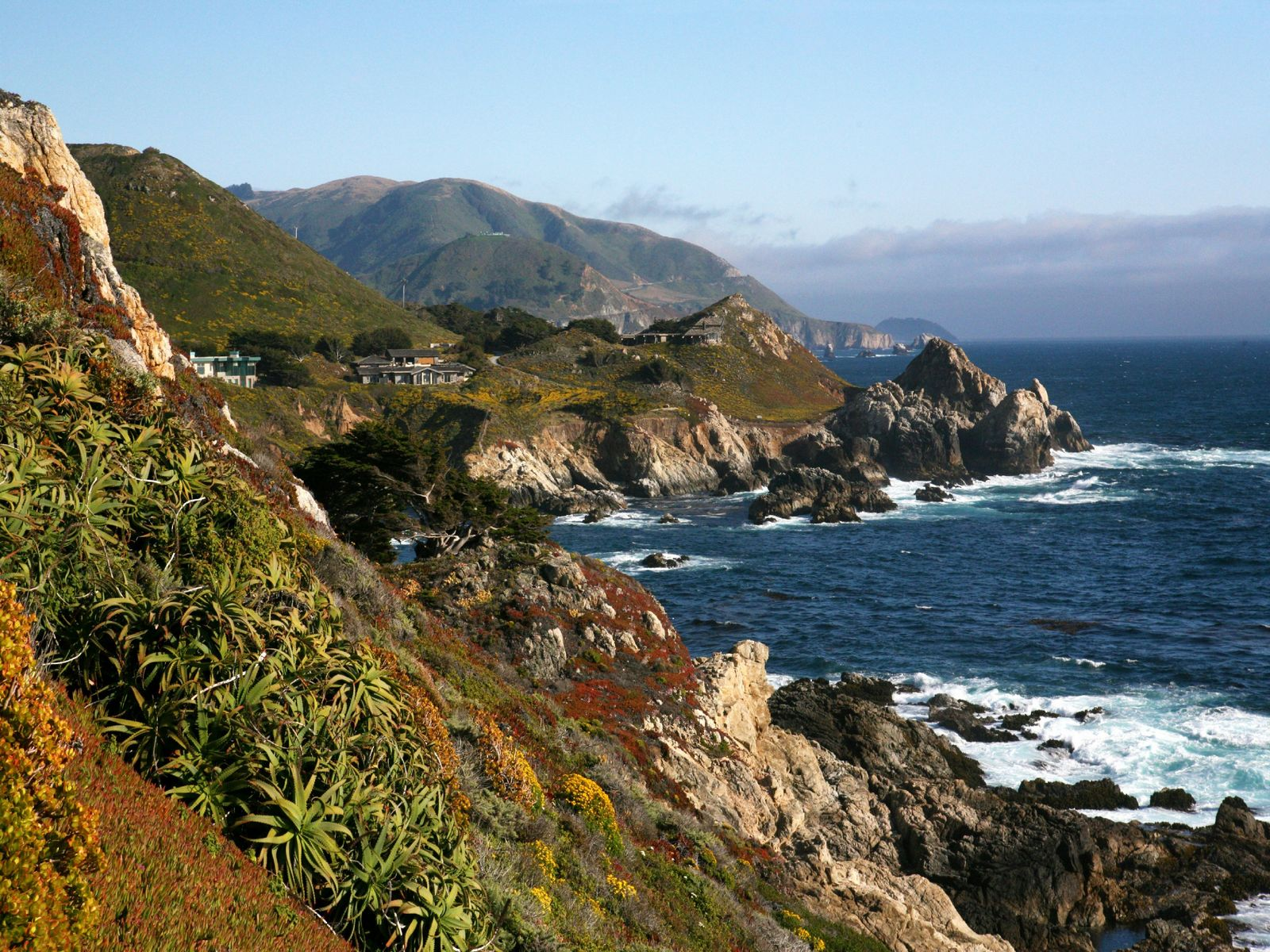 36240 Highway 1, Big Sur CA Single Family Home - Monterey Real Estate