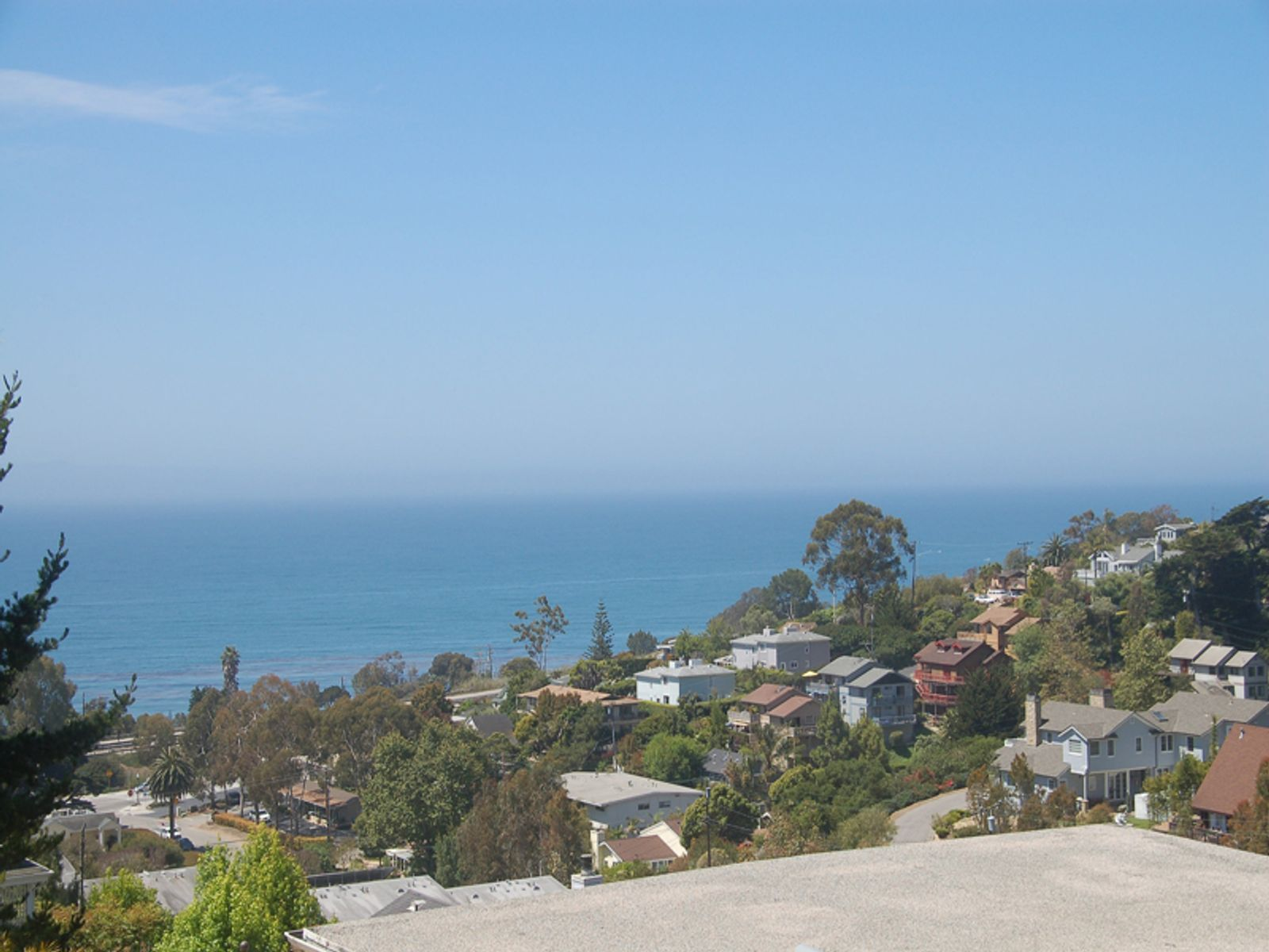Incredible Ocean Views, Summerland CA Single Family Home - Santa Barbara Real Estate