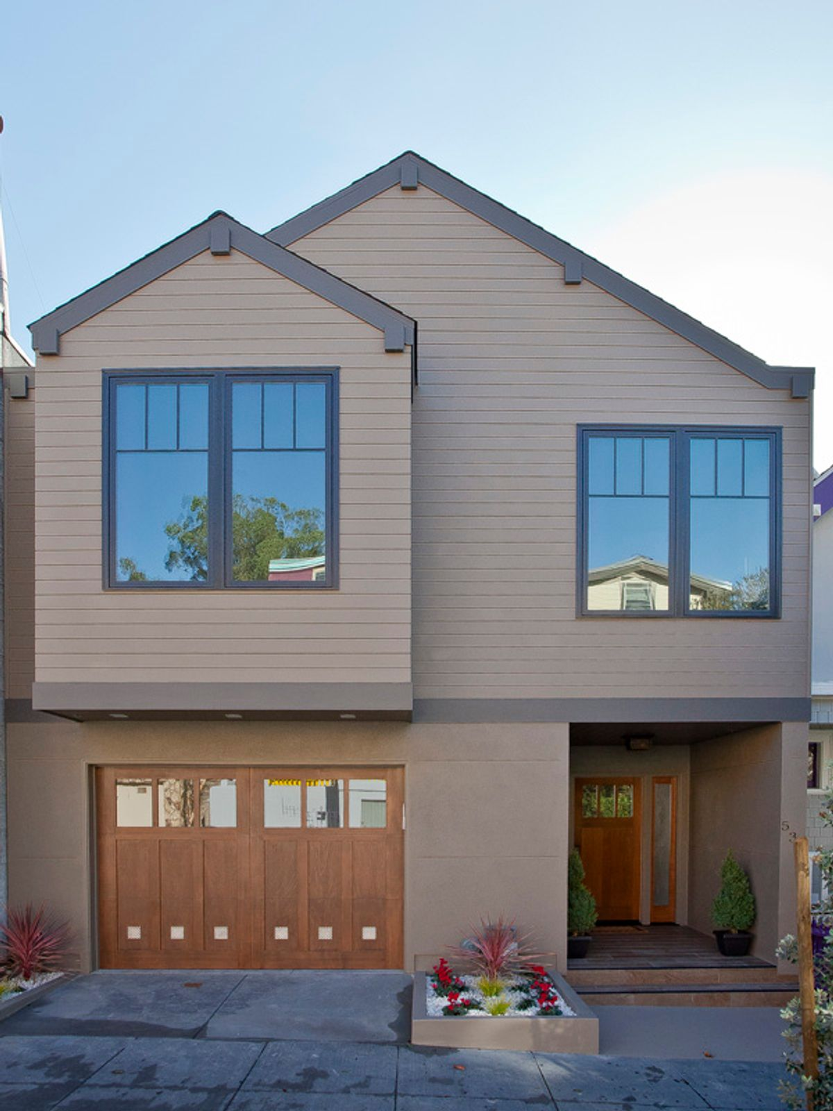533 Laidley New Construction Views, San Francisco CA Single Family Home - San Francisco Real Estate