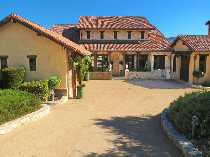 Pasadera Tuscan Farmhouse