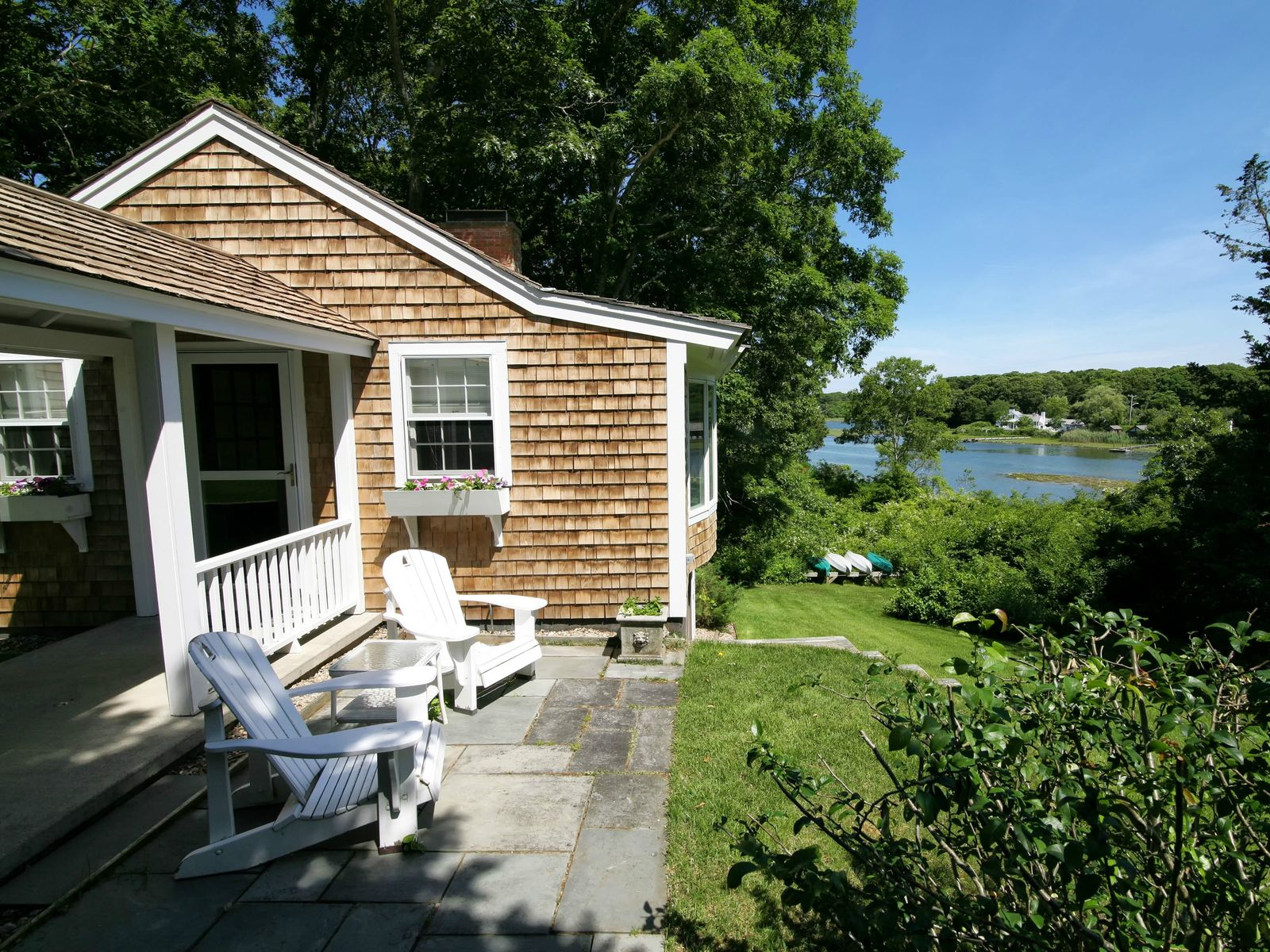 Secret Cape Cod Waterfront, Osterville MA Single Family Home - Cape Cod Real Estate