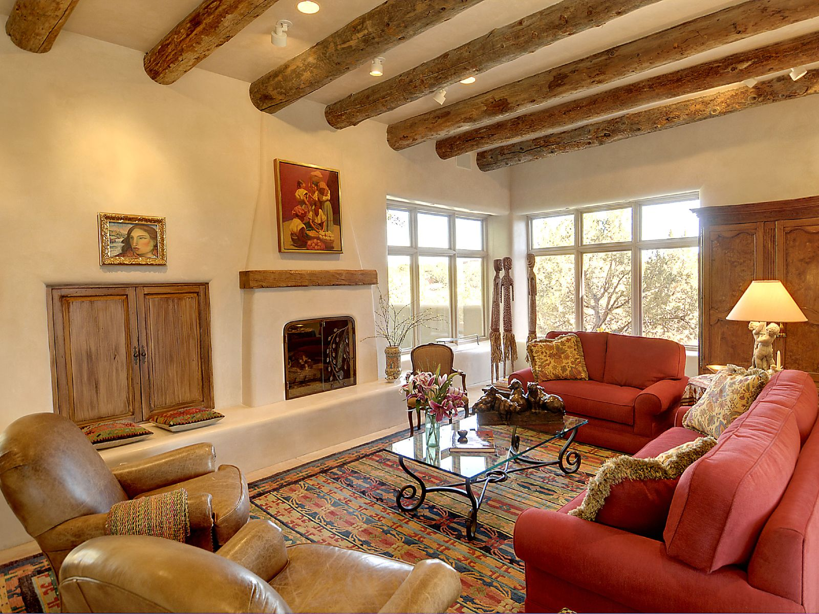 135 Wildhorse, Santa Fe NM Single Family Home - Santa Fe Real Estate