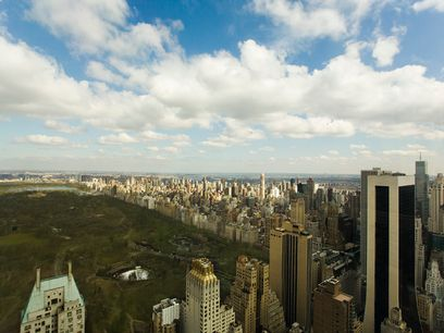 Penthouse Duplex- The Metropolitan Tower, New York NY Condominium - New York City Real Estate