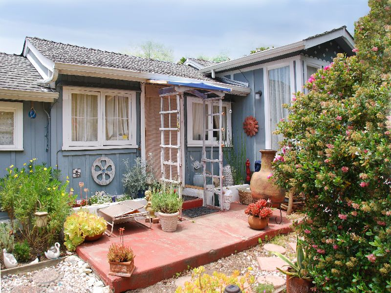 John Steinbeck's Cottage