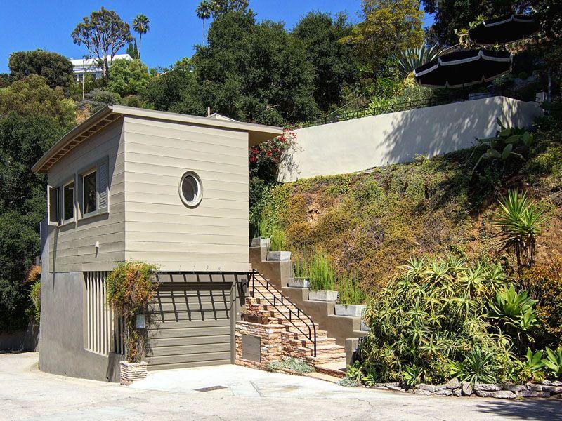 Serene Hillside Home