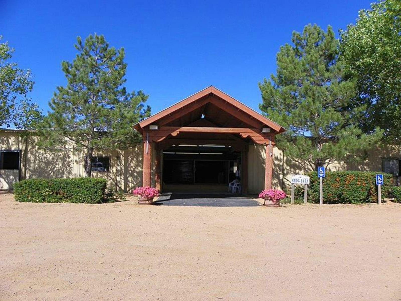 Santa Fe Equestrian Center, Santa Fe NM Ranch / Farm - Santa Fe Real Estate