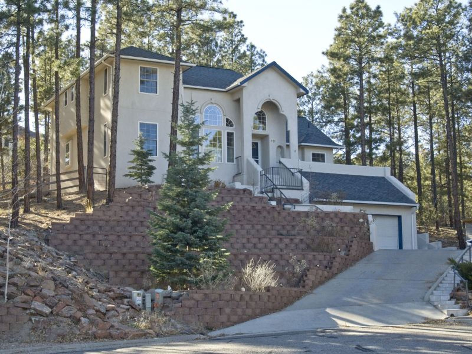 191 Maple Drive, Los Alamos NM Single Family Home - Santa Fe Real Estate