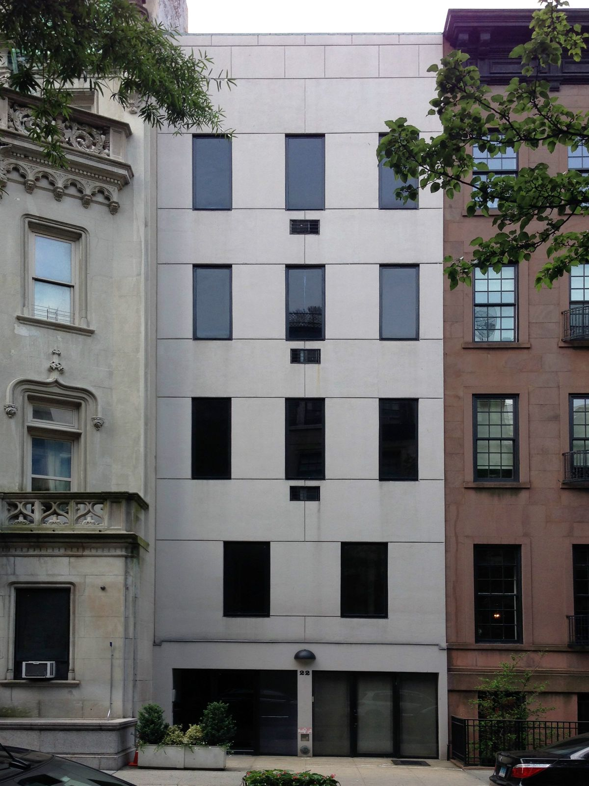 21' Townhouse Off Fifth Avenue, New York NY Townhouse - New York City Real Estate
