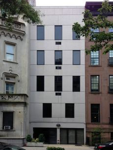 Vacant 21' Wide Eastside Townhouse, New York NY Townhouse - New York City Real Estate