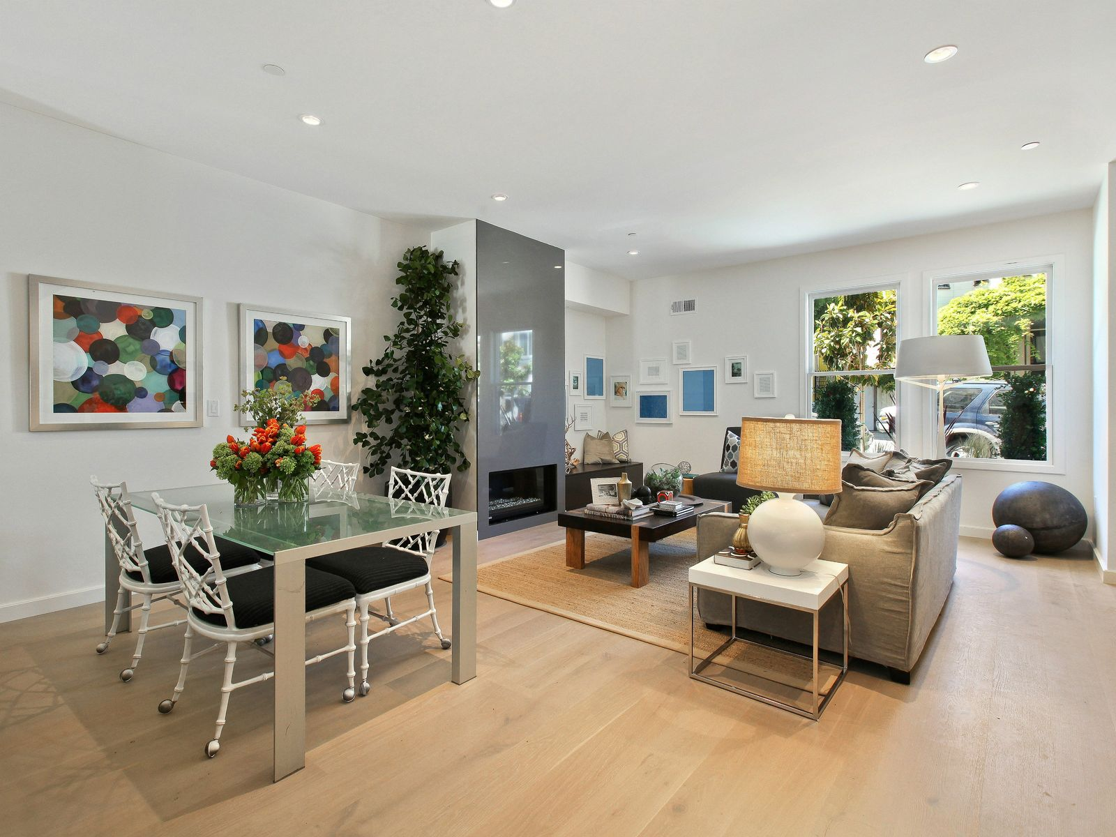 Elegant New Construction Unit 5, San Francisco CA Condominium - San Francisco Real Estate