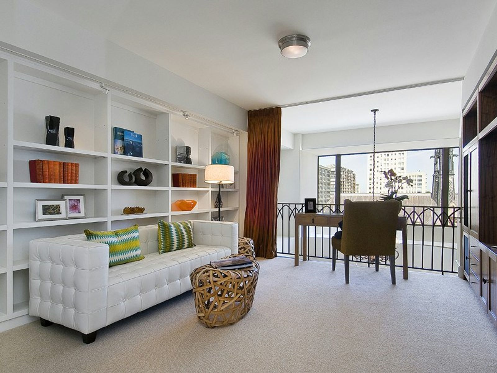 Comfortable City Living in Nob Hill