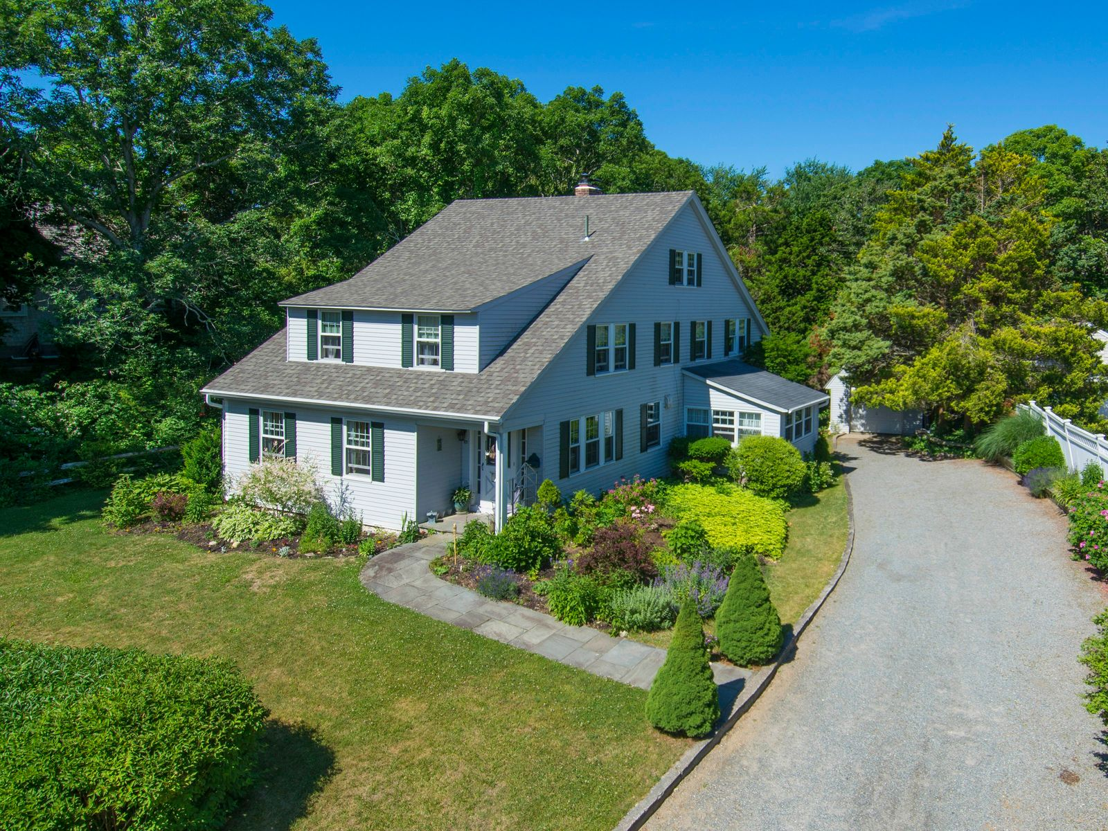 Entertaining Dream with Seasonal Views, Hyannis Port MA Single Family Home - Cape Cod Real Estate
