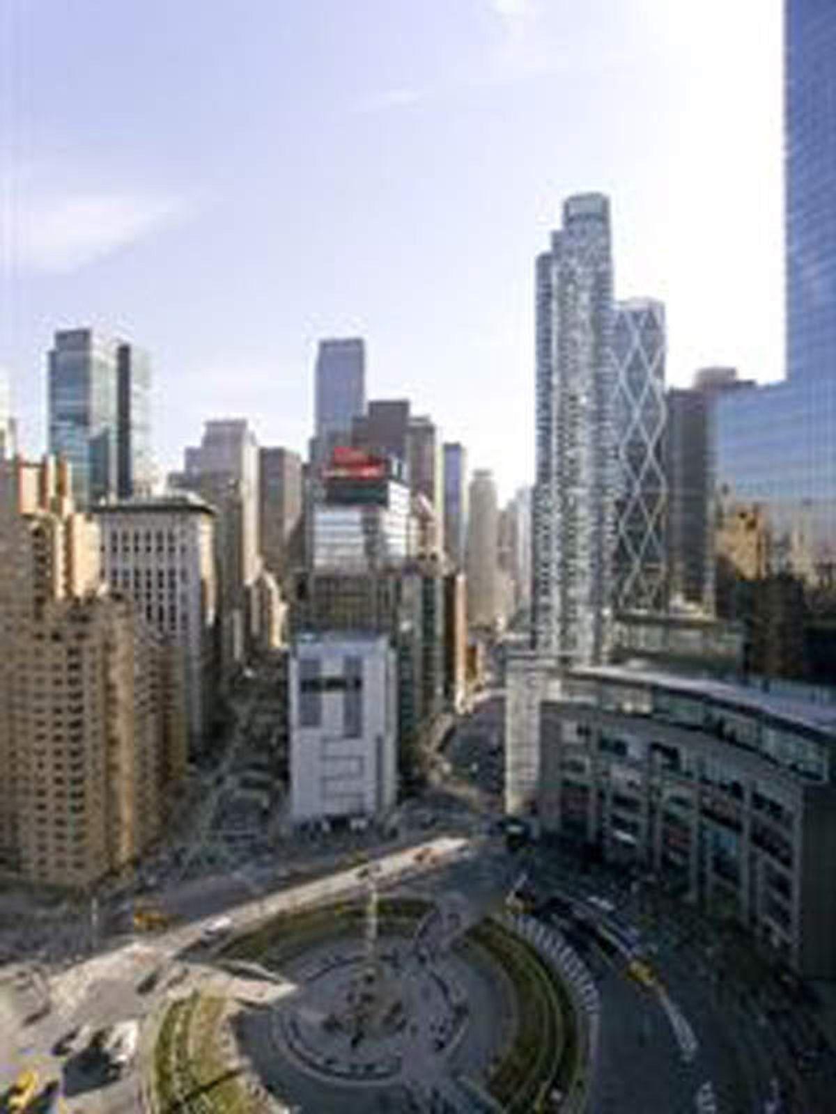 Stunning Central Park Views