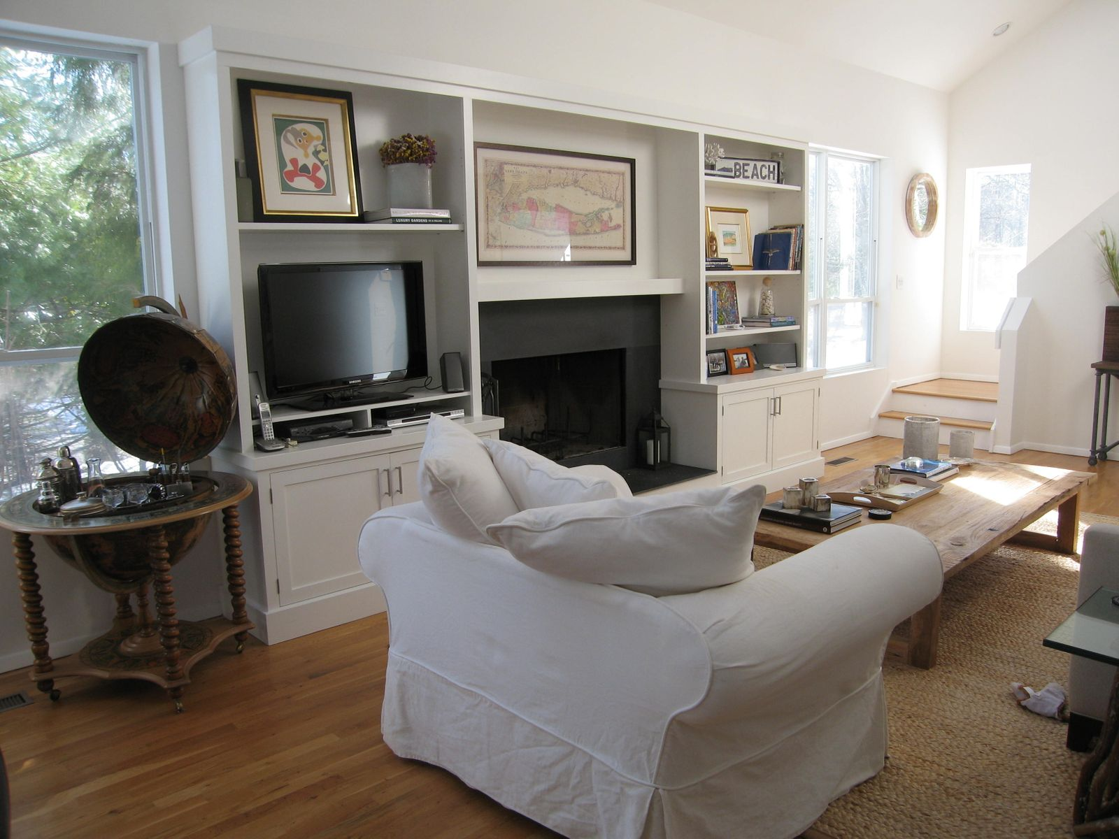 Chic Summer Rental close to the Village