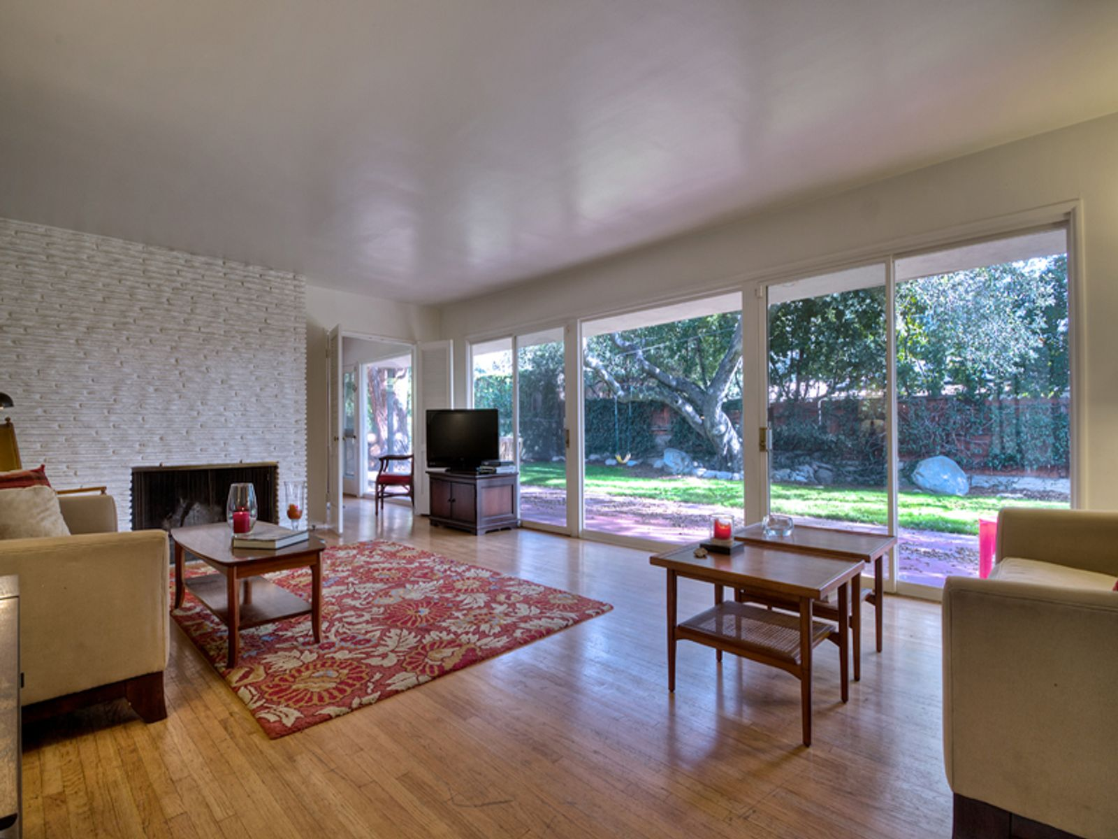 Mid-Century in the Eaton Canyon Area