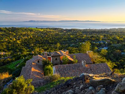 20± Acre Ocean View Estate