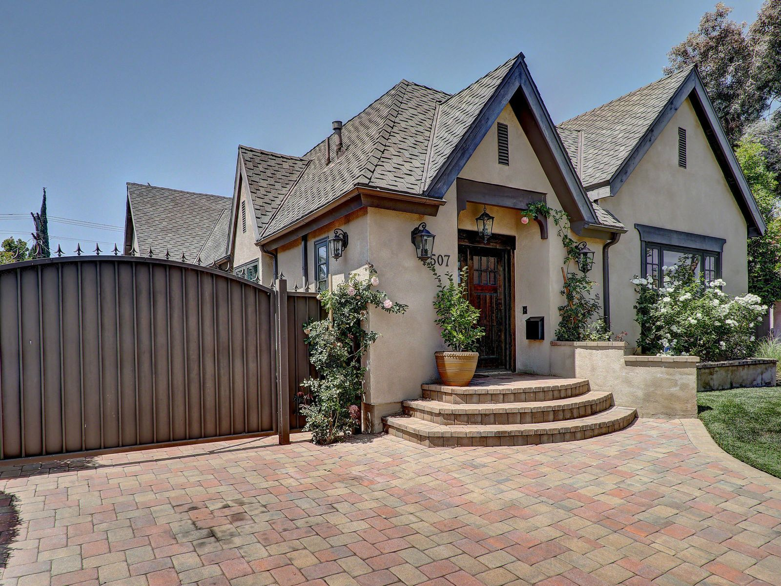 Timeless Tudor, Los Angeles CA Single Family Home - Los Angeles Real Estate