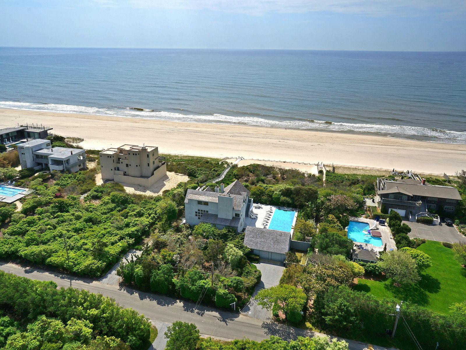 Bridgehampton Oceanfront, Bridgehampton NY Single Family Home - Hamptons Real Estate