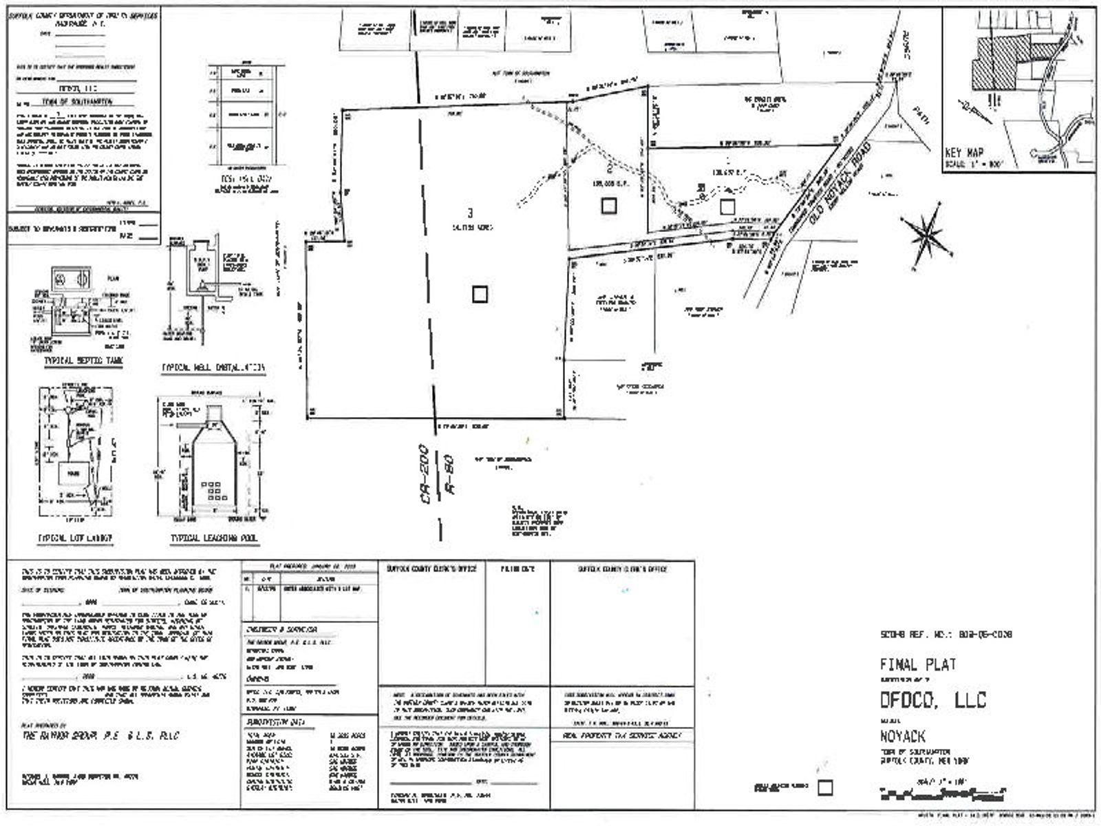 2.6 Acre Building Lot Bordering Reserve
