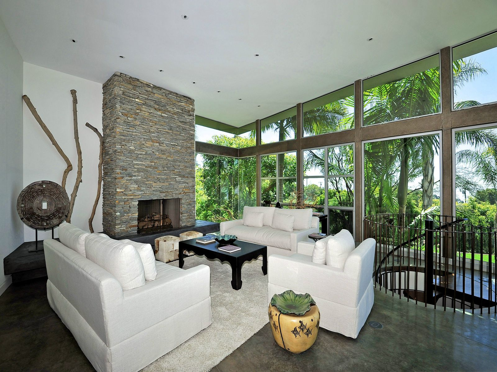 Recently Updated Modern-style Home