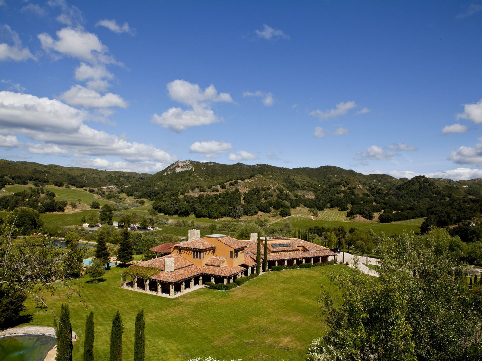 Rancho Arroyo Grande Vineyards, Arroyo Grande CA Ranch / Farm - Santa Ynez Real Estate