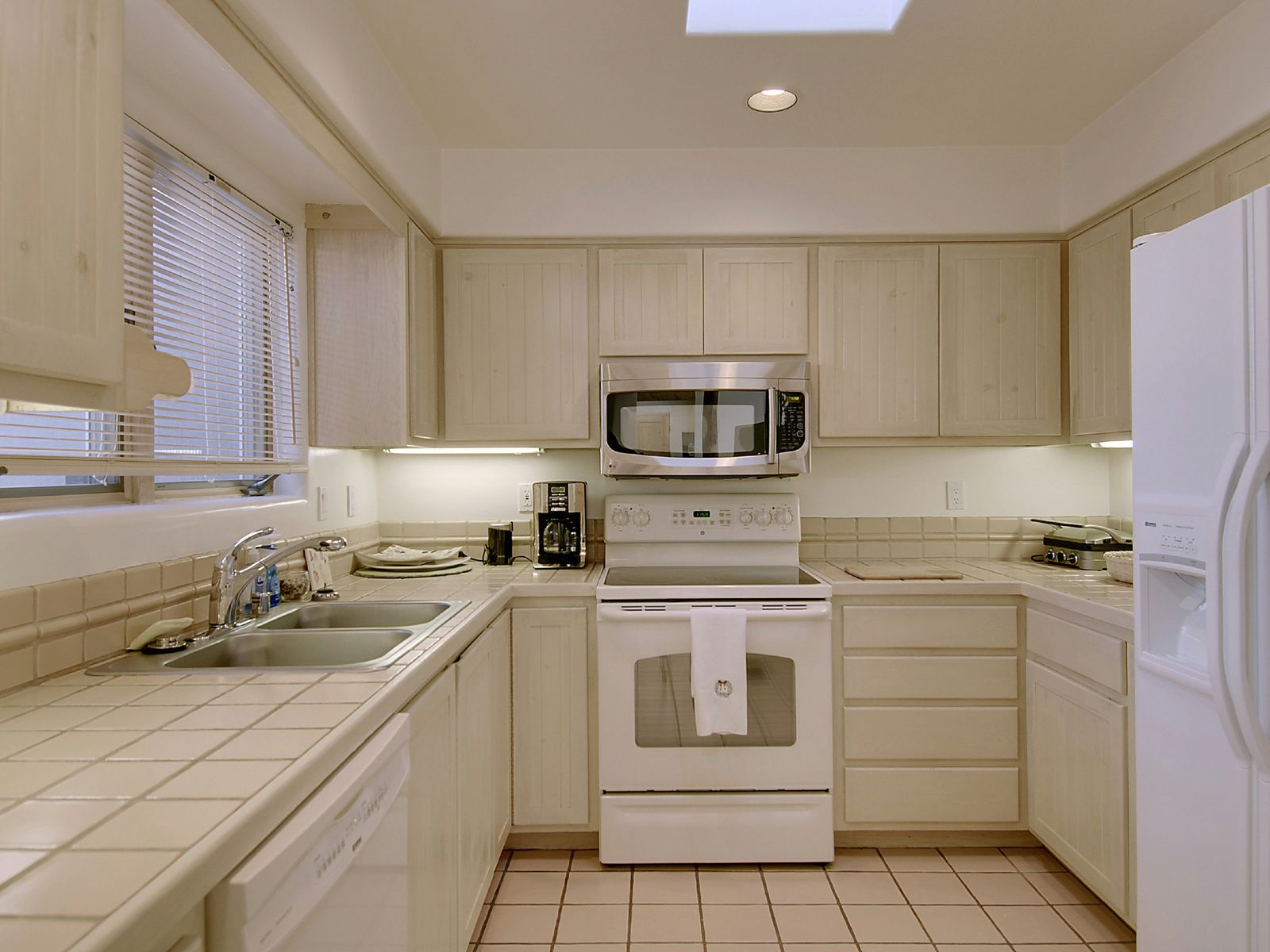 Kitchen with Custom Cabinets