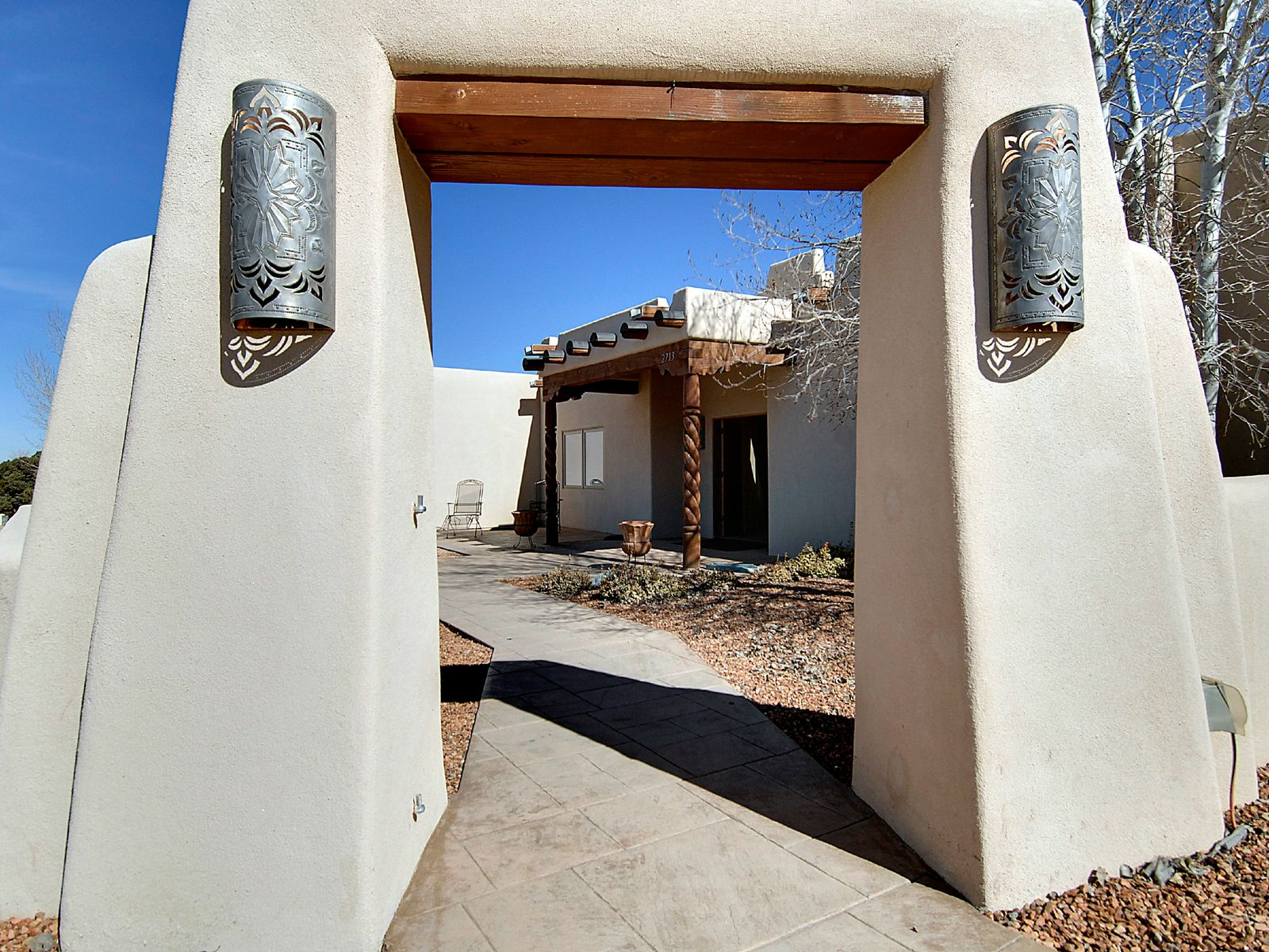 2713 Ventoso, Santa Fe NM Single Family Home - Santa Fe Real Estate