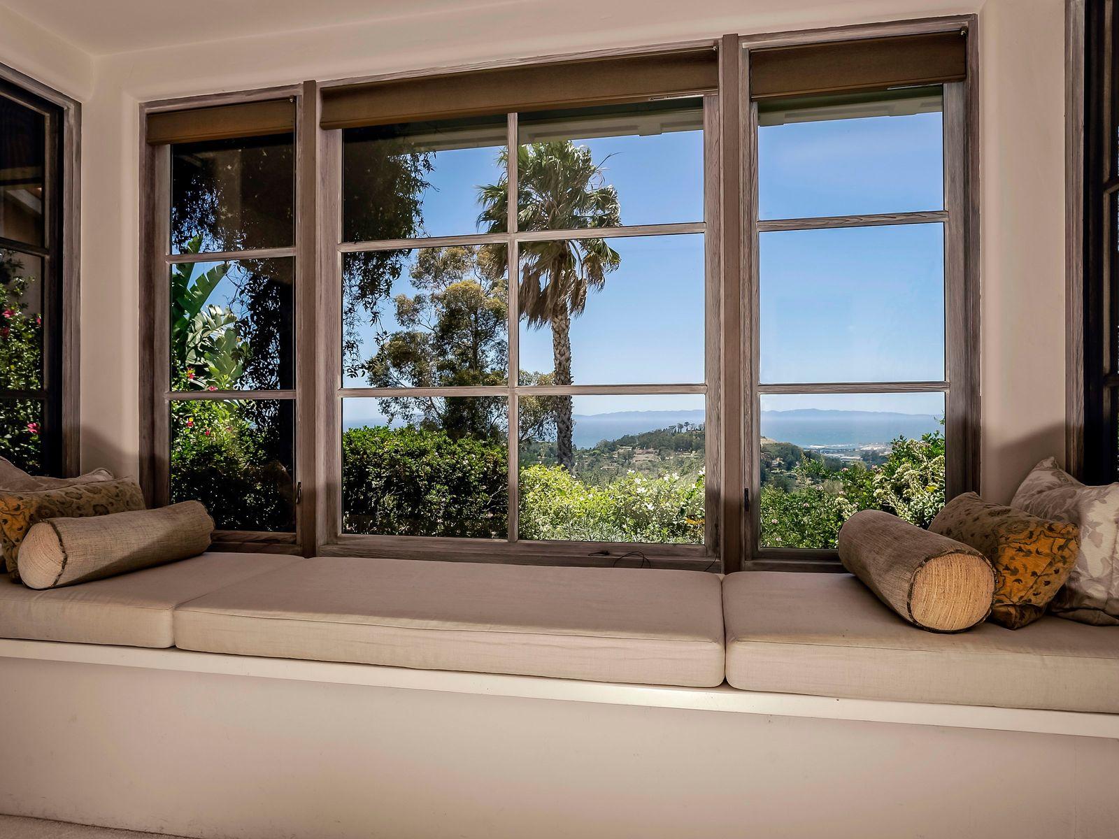 Montecito Ocean View Estate