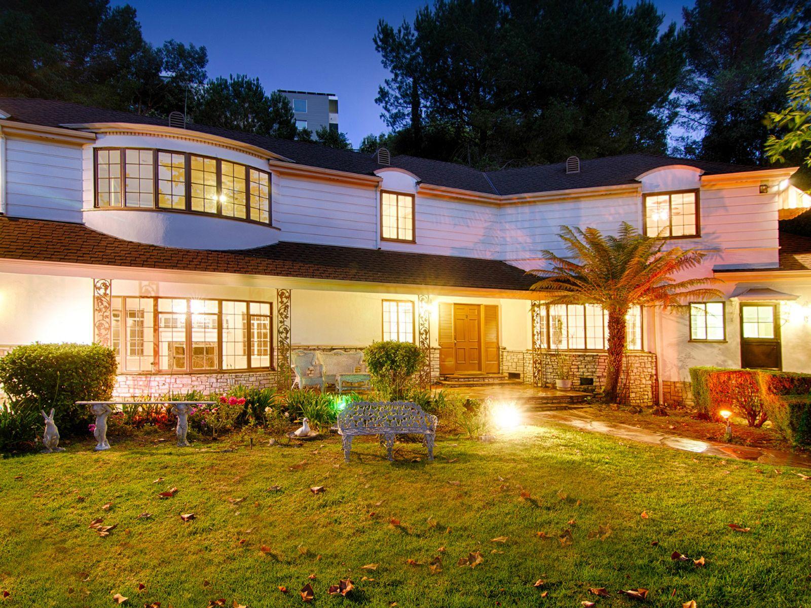 Exclusive Los Feliz Home