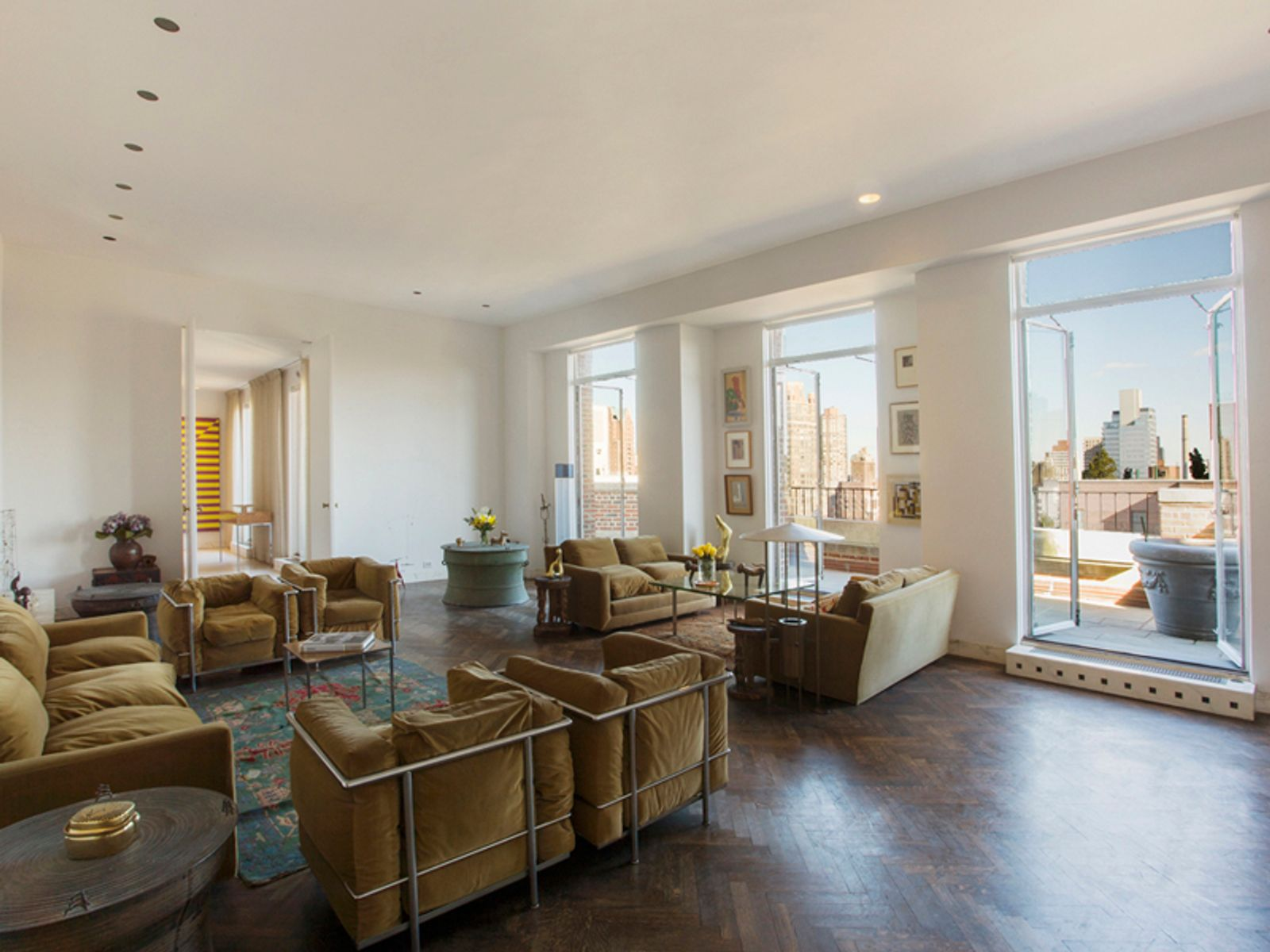 Full Floor Candela Prewar With Terraces, New York NY Cooperative - New York City Real Estate