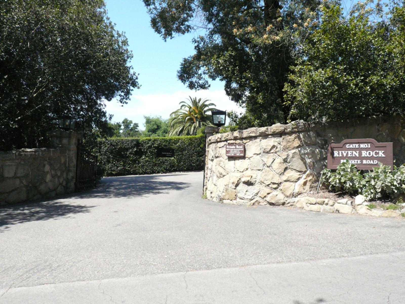 Riven Rock Gates