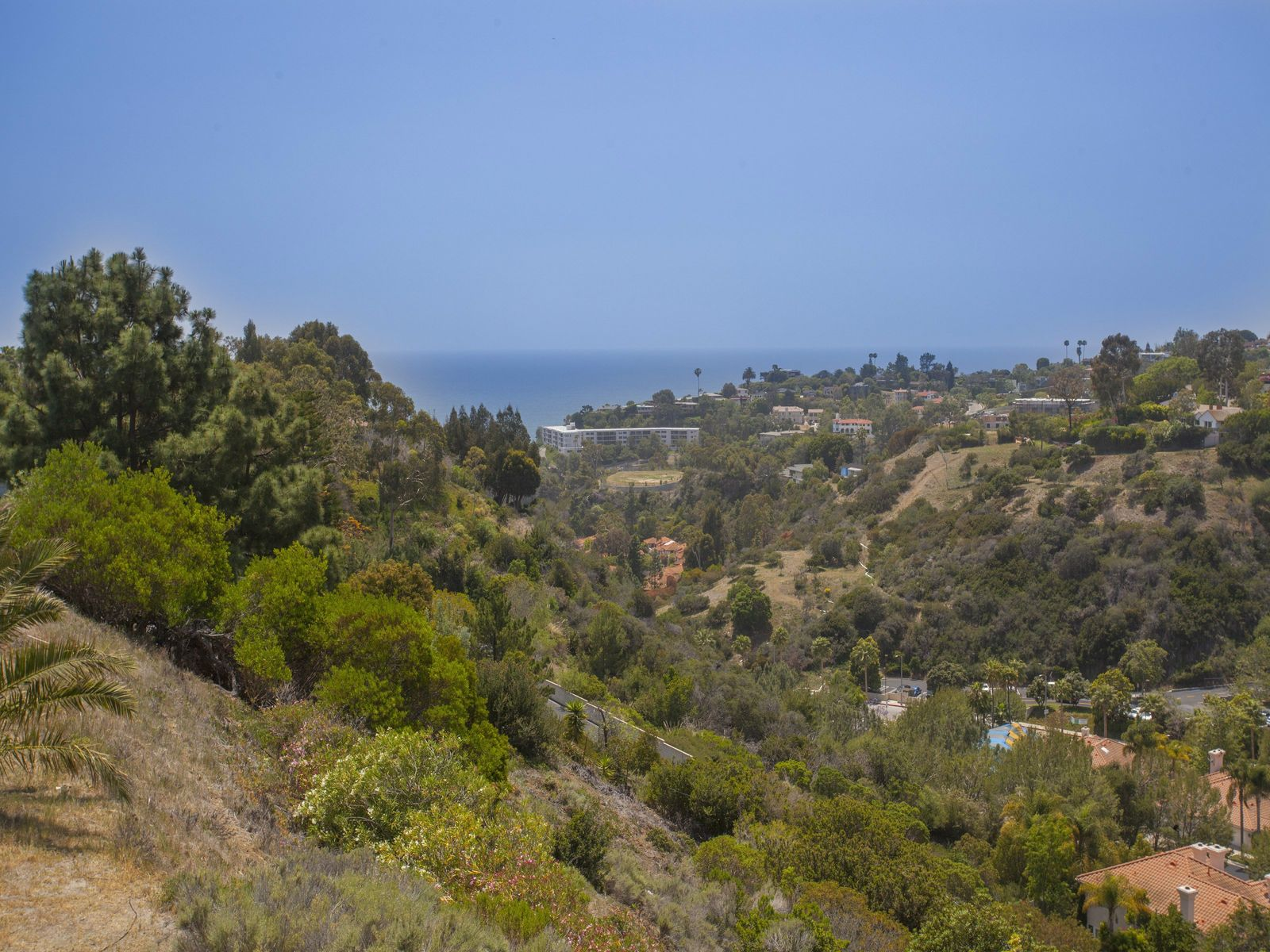 Ocean and Mountain Countryside Views, Pacific Palisades CA Acreage / Lots - Los Angeles Real Estate