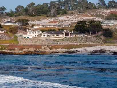 Fan Shell, Pebble Beach CA Single Family Home - Monterey Real Estate