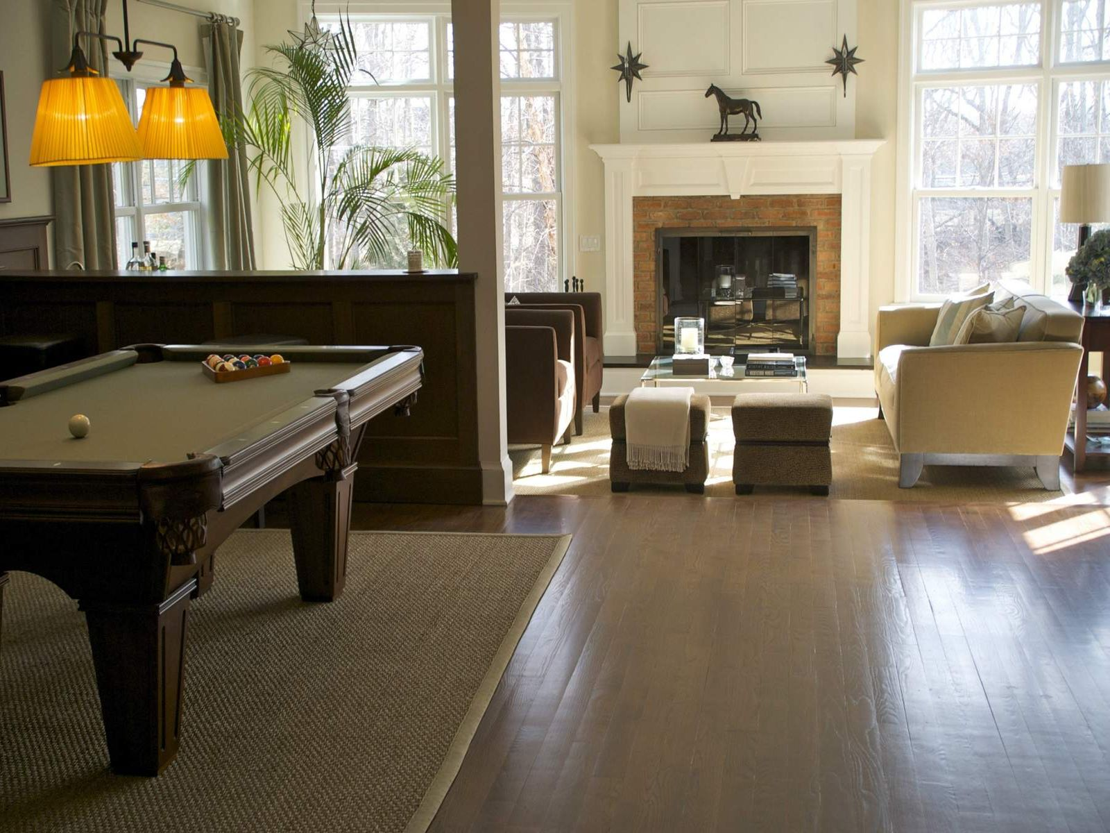 Classic and Clean in Water Mill