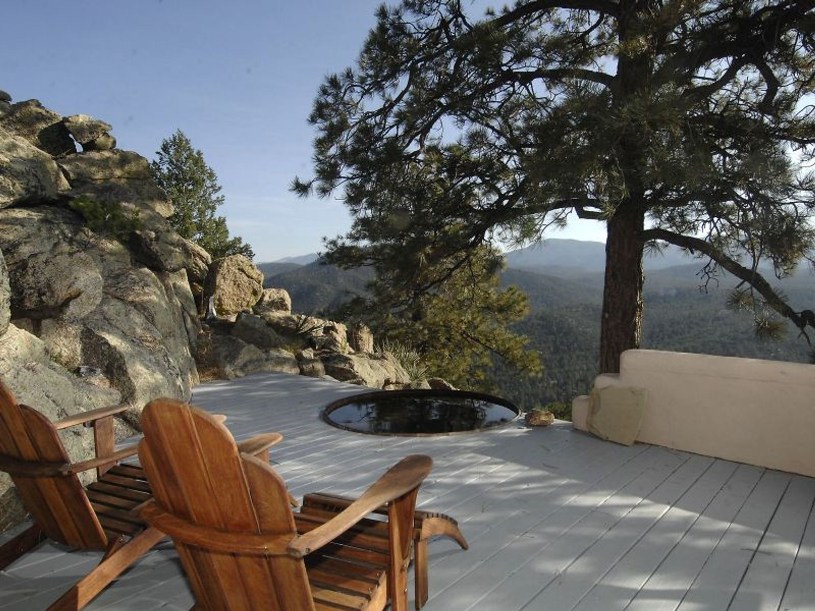 100 Mountain Top Road, Santa Fe NM Single Family Home - Santa Fe Real Estate