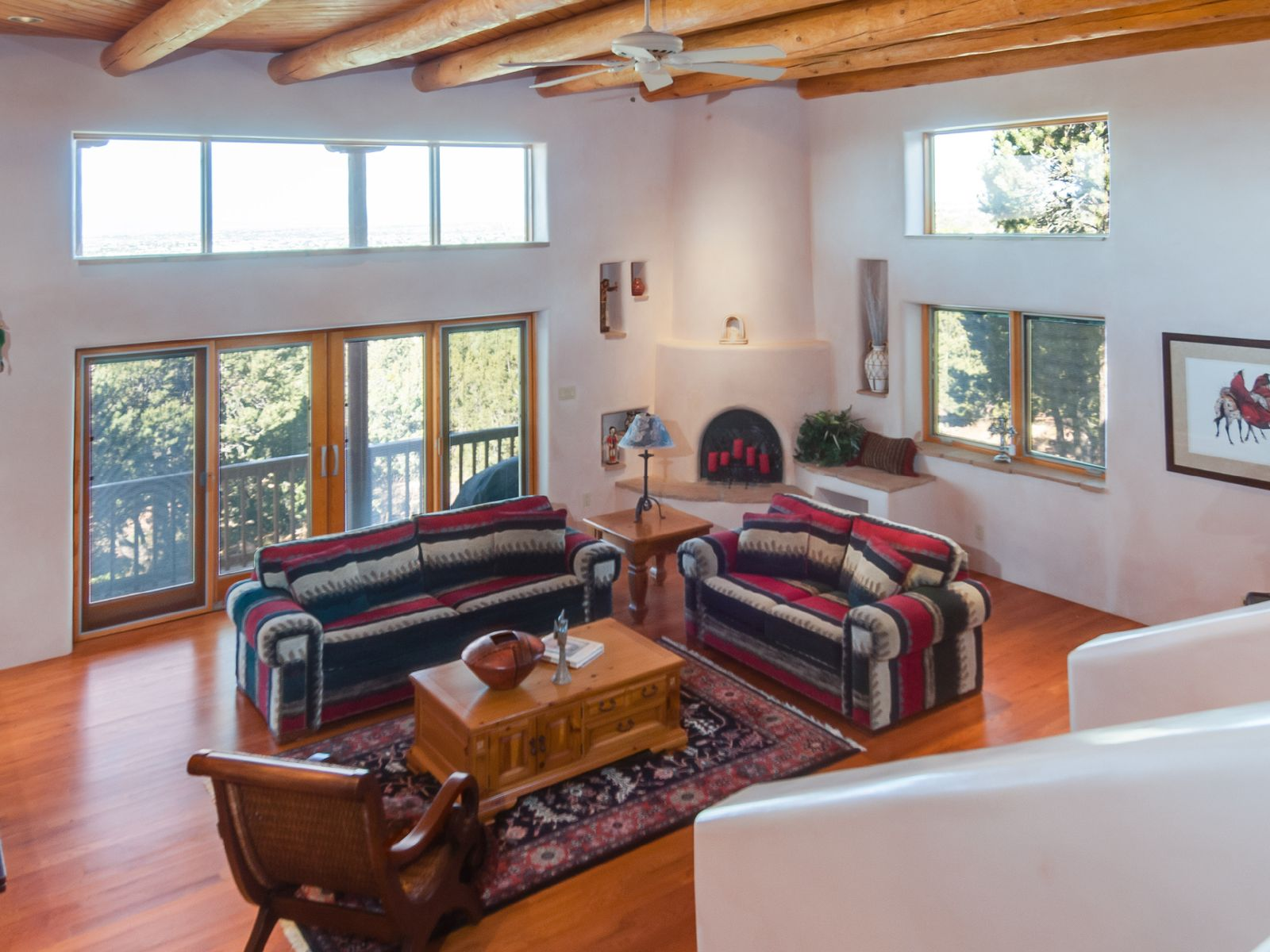 10 Camino Monte Feliz, Santa Fe NM Single Family Home - Santa Fe Real Estate