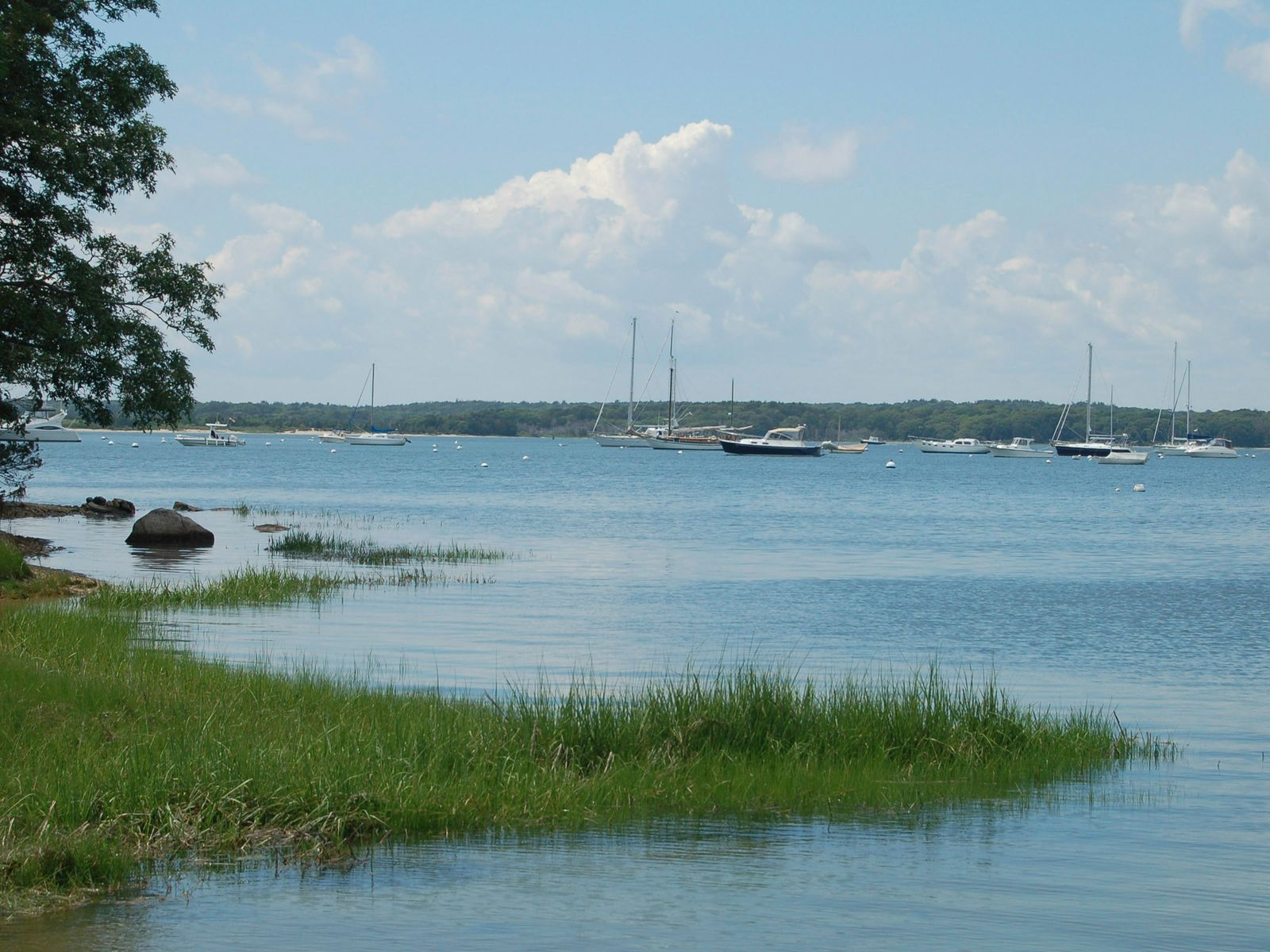 Rare Waterfront Offering with Acreage