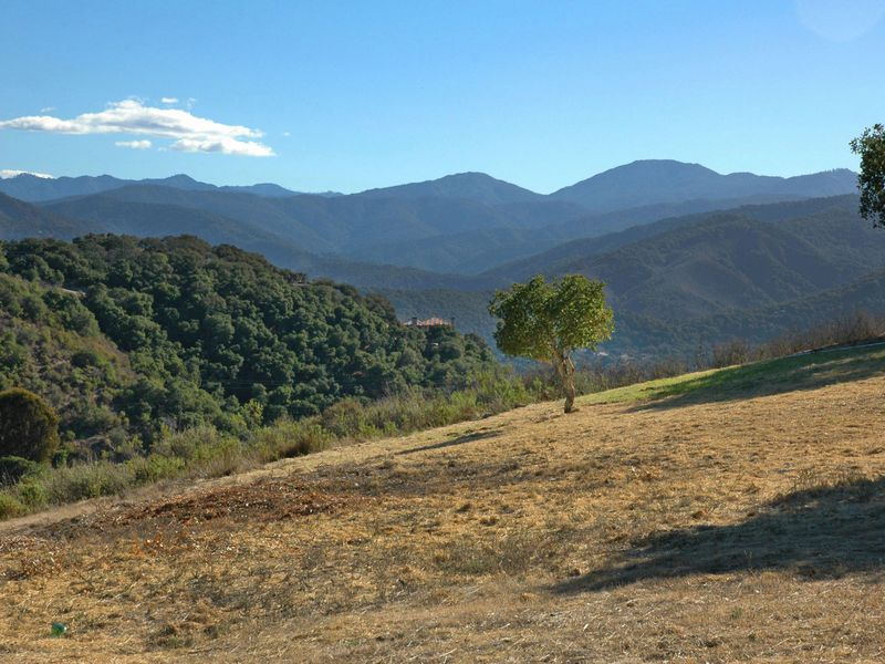 Choice Lot in Carmel Valley