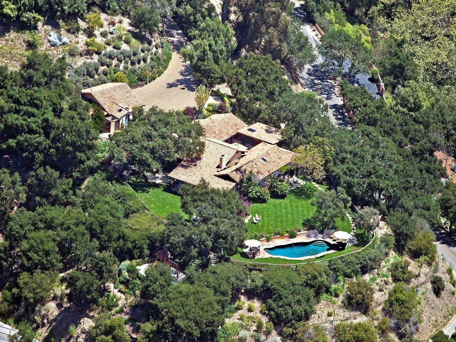 Aerial View of Bella Vista