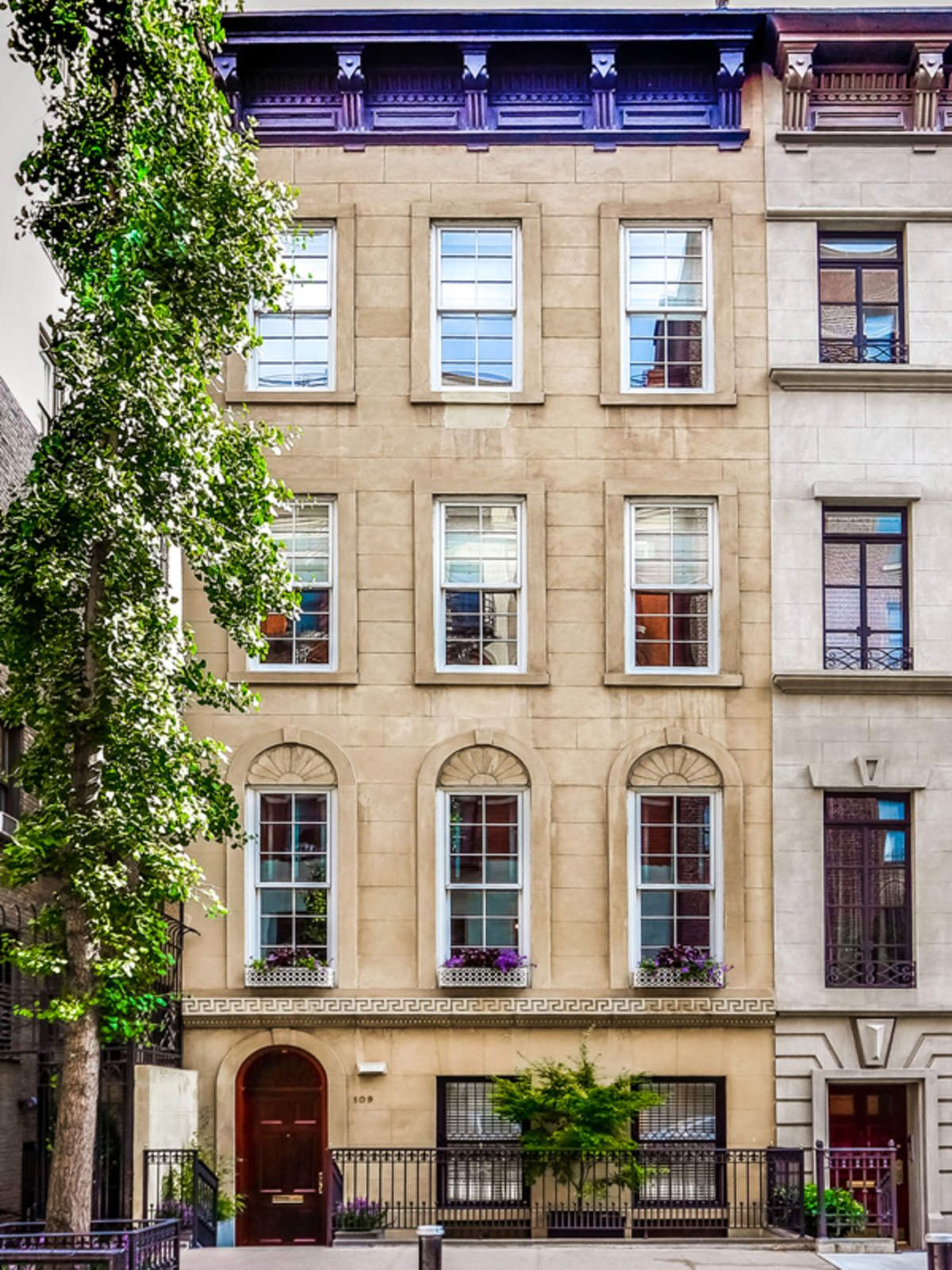 109 East 81st Street, New York NY Townhouse - New York City Real Estate