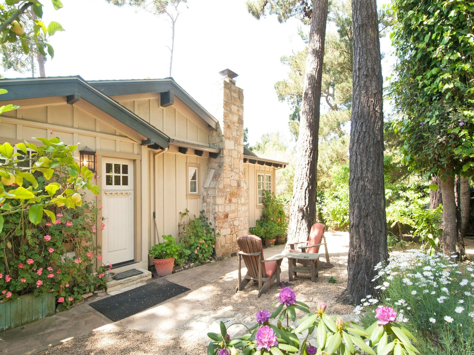 Carmel-By-The-Sea Opportunity, Carmel-By-The-Sea CA Single Family Home - Monterey Real Estate