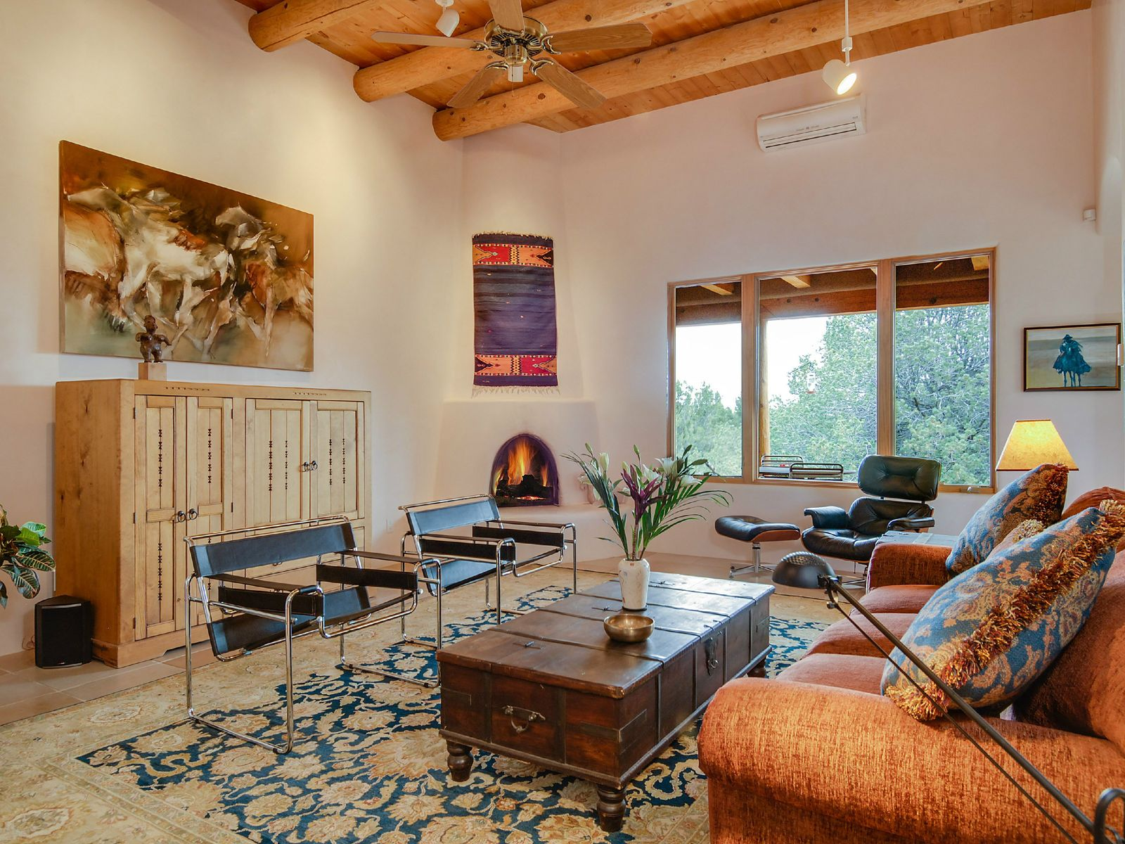 720 Calle Espejo, Santa Fe NM Single Family Home - Santa Fe Real Estate