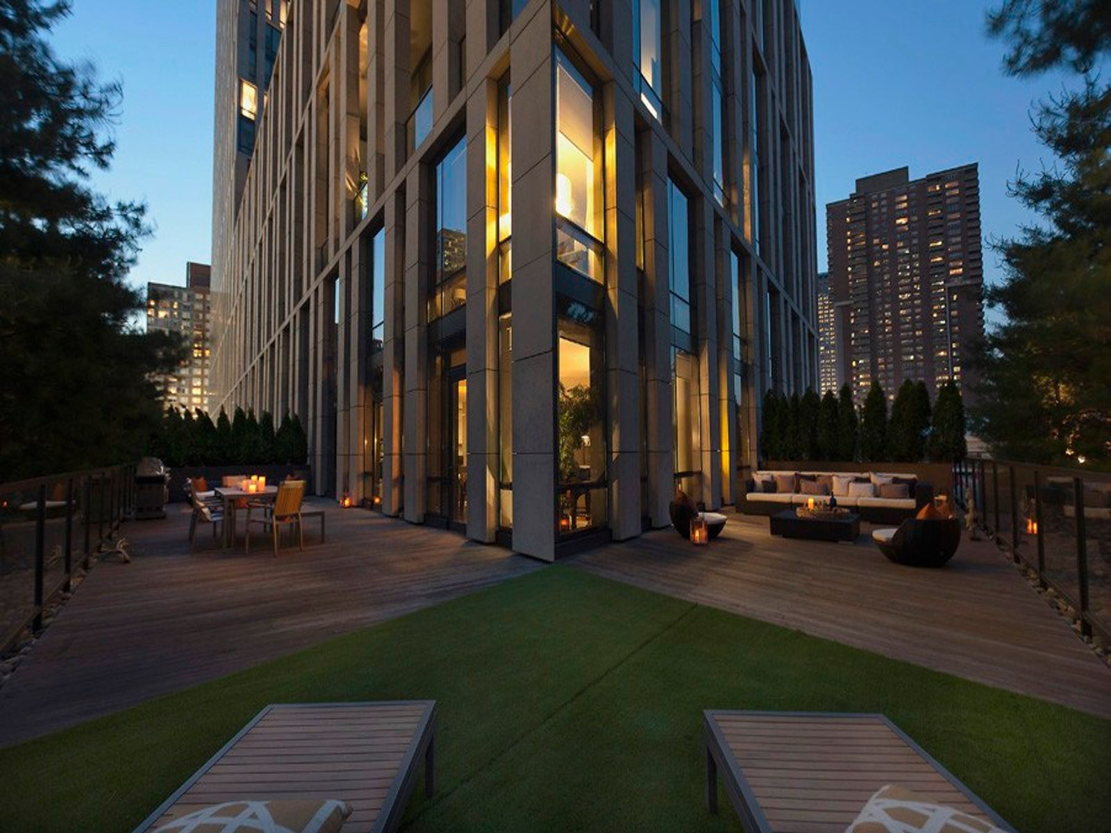 101 Warren Street, TH5B, New York NY Condominium - New York City Real Estate