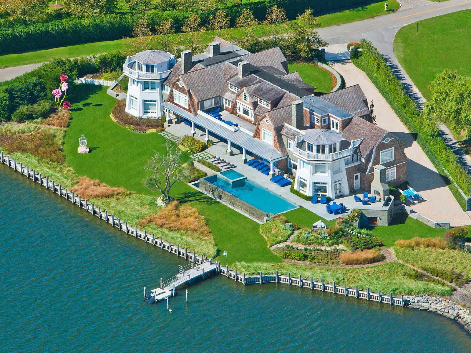 Rose Hill Point - Water Mill, Water Mill NY Single Family Home - Hamptons Real Estate