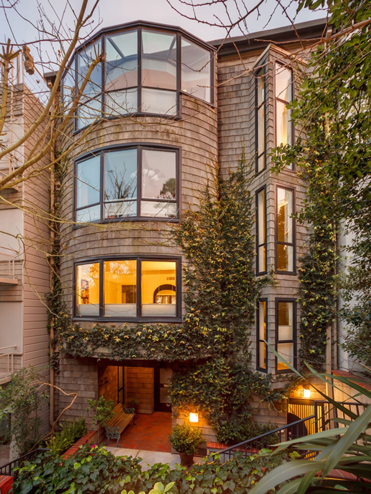 Architecturally Significant Townhouse