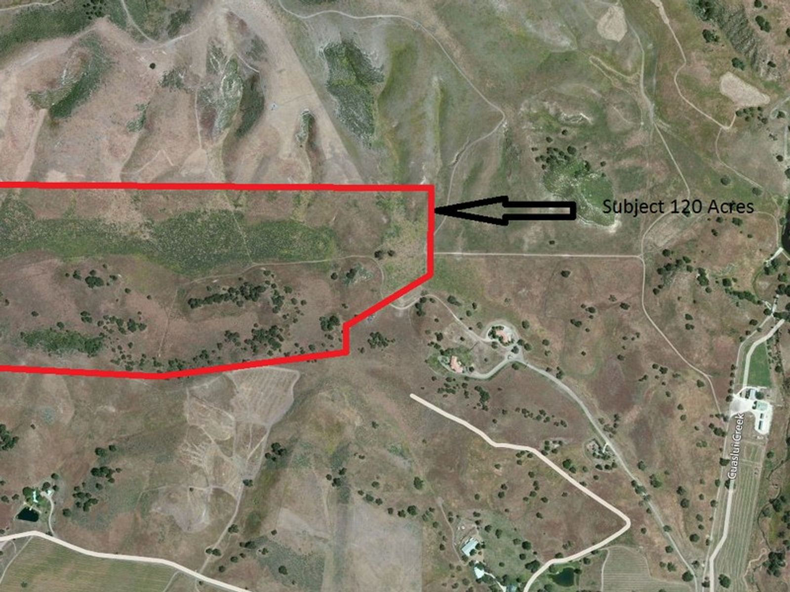 Wine Country Land Opportunity