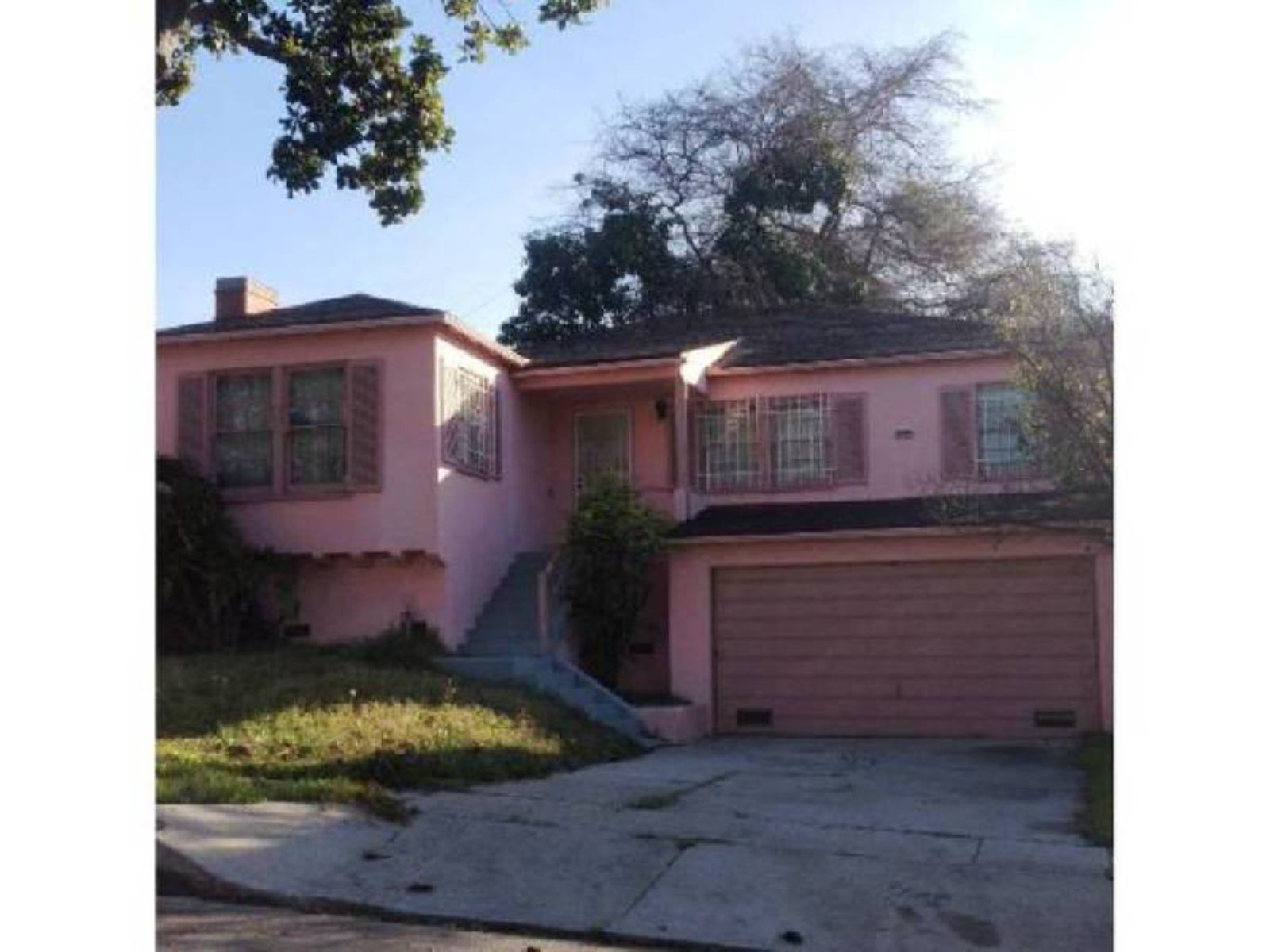 Remodel or Build New!, Los Angeles CA Single Family Home - Los Angeles Real Estate