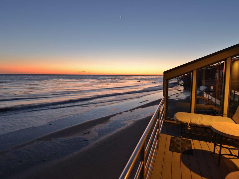 'The Modern Family' Beach House