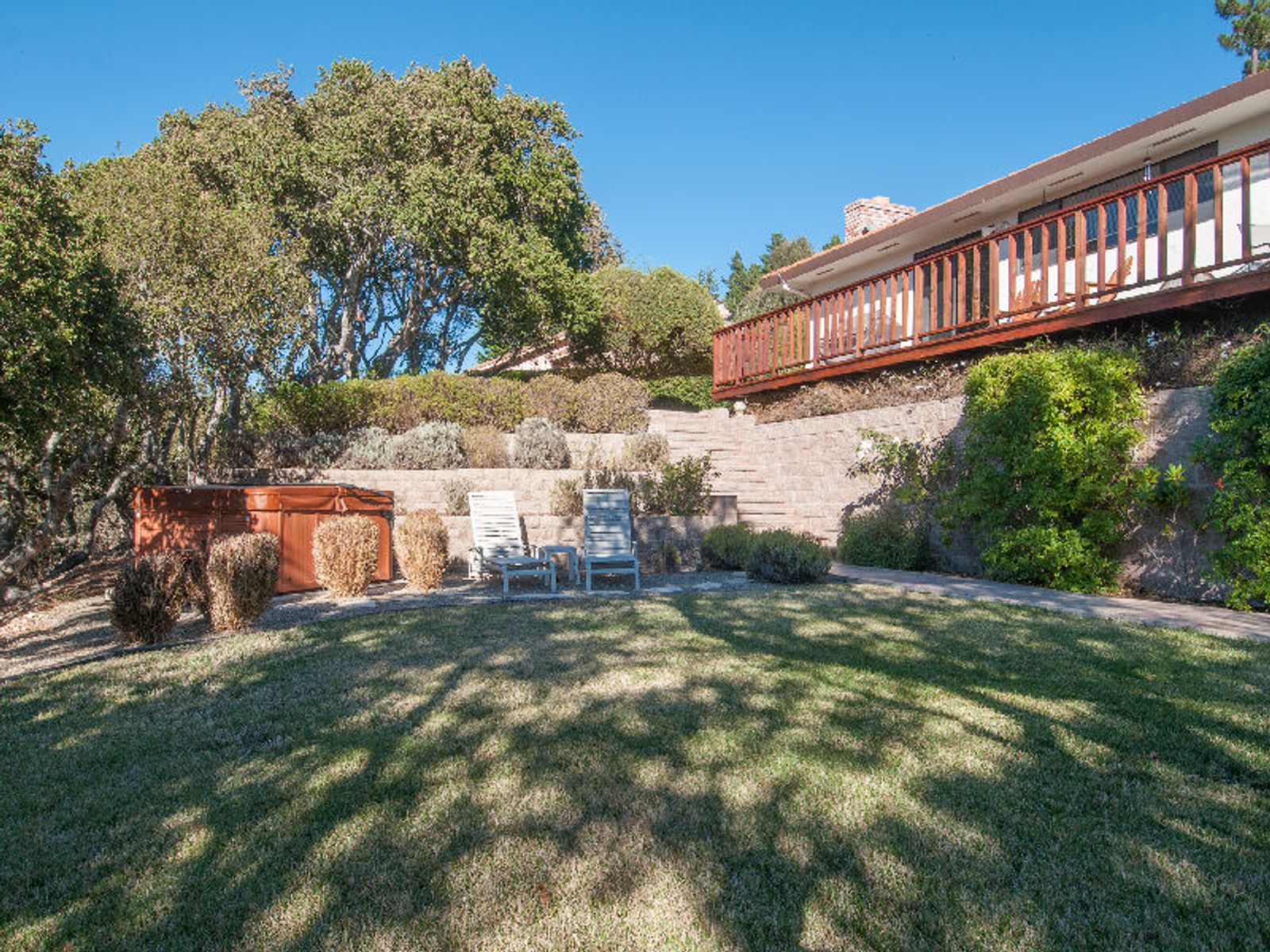 Large and Lovely in Mid-Carmel Valley