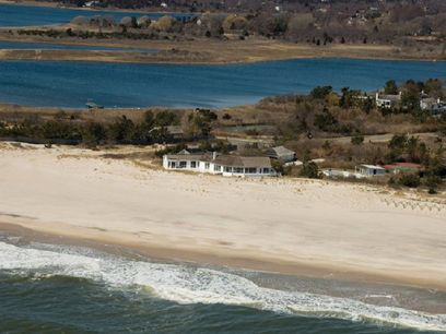 Incredible Oceanfront Home, Southampton NY Single Family Home - Hamptons Real Estate
